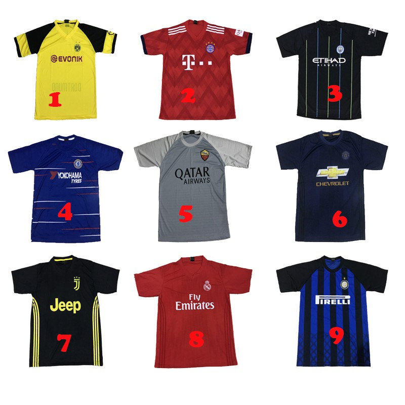 ae4c4cd7a04 Perbandingan harga Jersey bola 1-20 lowest price - only 12.104Rp