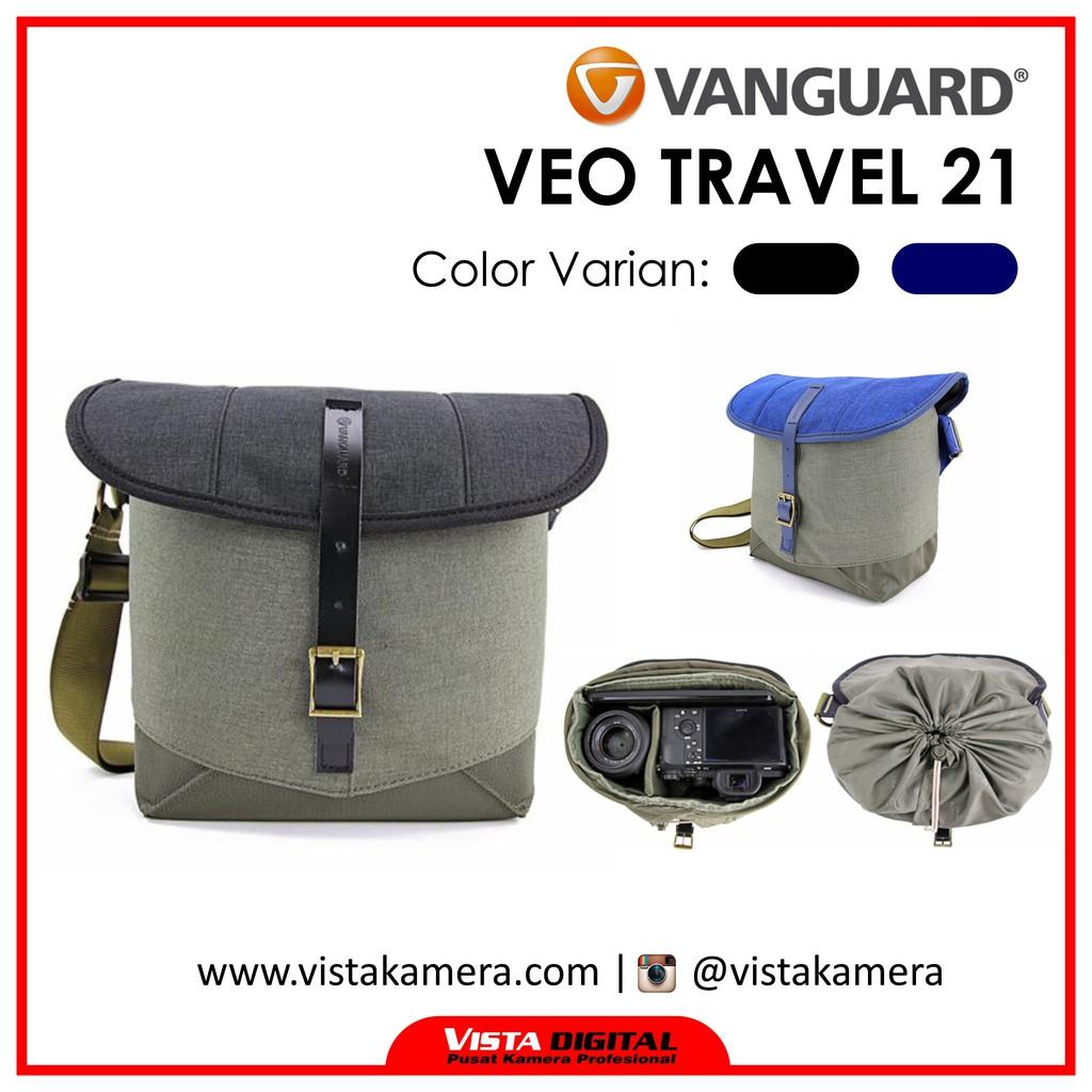Vanguard Veo Travel 9h Shopee Indonesia Vesta Strive 30 Messenger Camera Bag