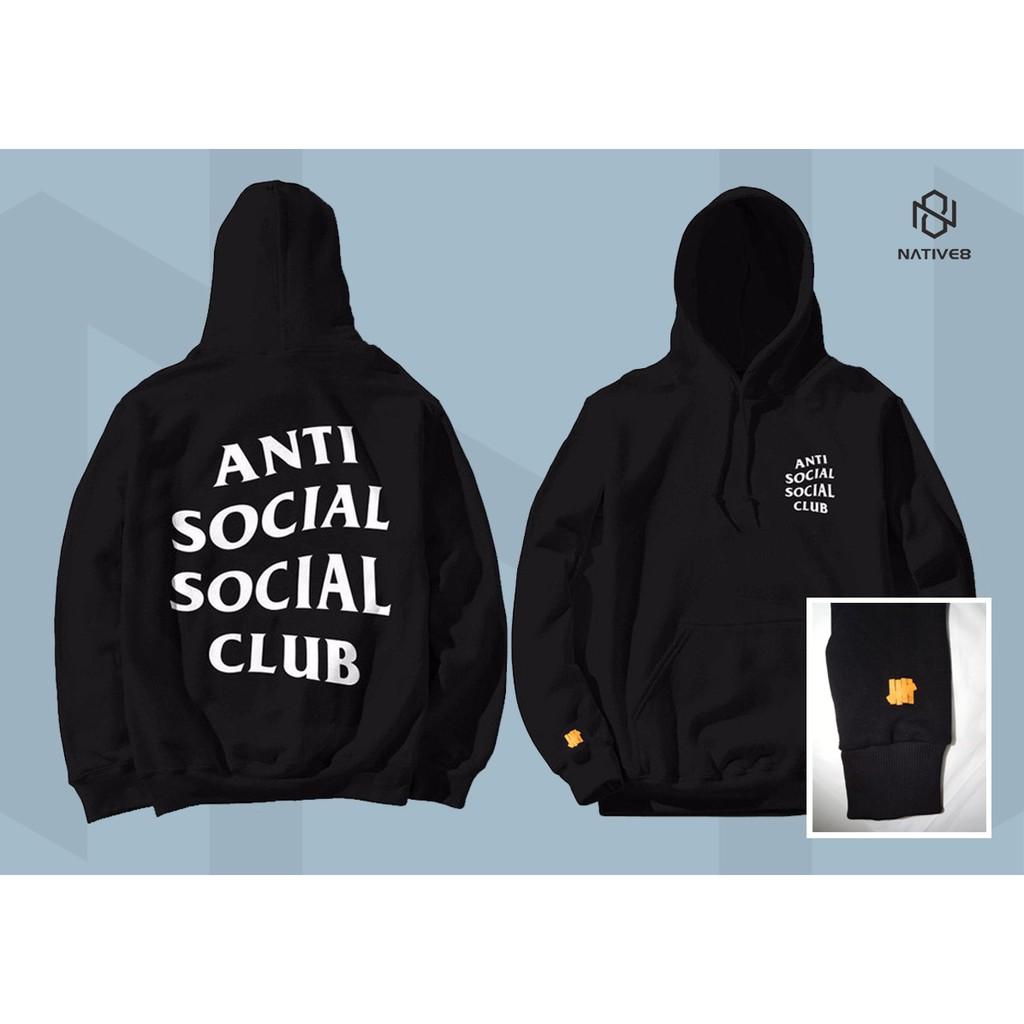 a5eaf9c5b633 STOK READY HOODIE CAMO ANTI SOCIAL SOCIAL CLUB ASSC FULL TAG ...