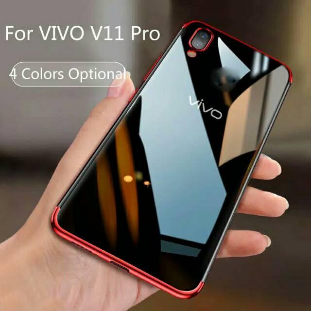 Vivo V11 6gb 64gb Black And Purple Shopee Indonesia