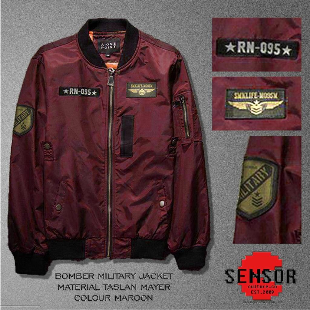 B377 Berkeley Smoke Grey Bomber Jacket X Shopee Indonesia Cottonology Army Green Jaket Large