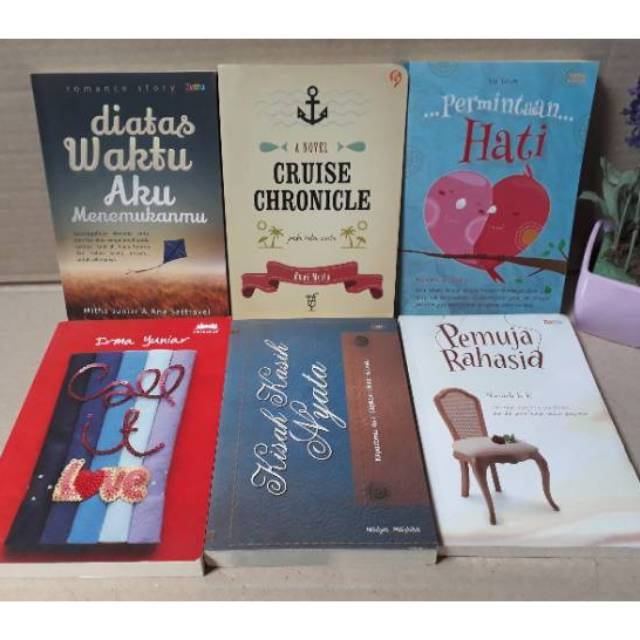 novel shopee