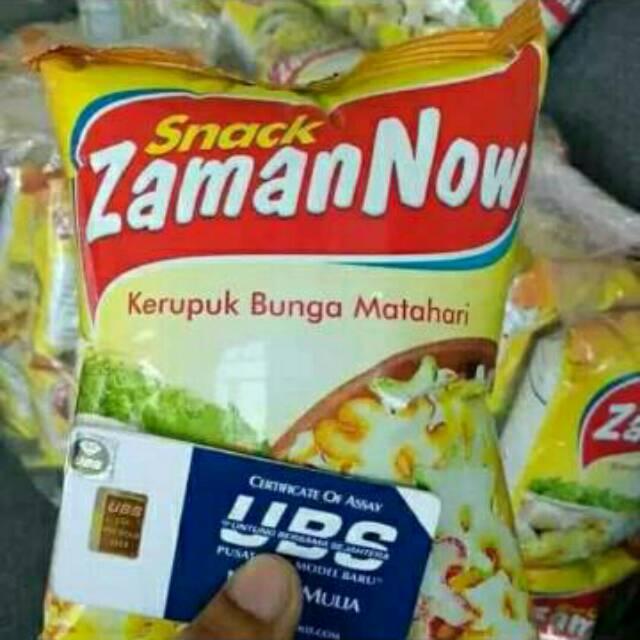 Snack Zaman Now Snack Kekinian Snack Viral Snack Berhadiah