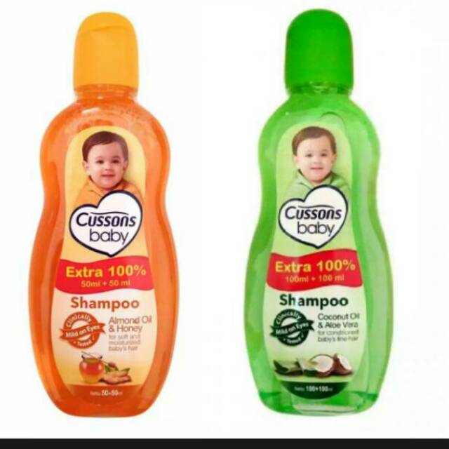 Cussons Baby Shampoo 200ml-1