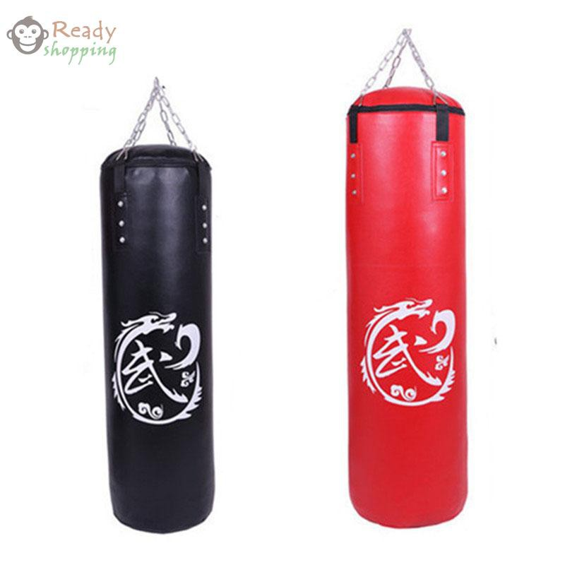 Details about  /Punching Bag Explosion proof Sport Sparring Boxing Polyurethane leather