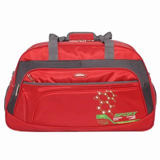 Real Polo Travel Bag - duffle bag Tas Pria Tas Wanita - (Tas Jinjing dan Tas Selempang) GJFA