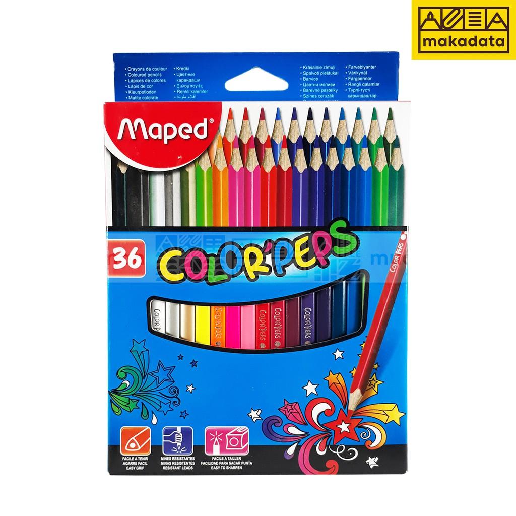 Pensil set / Alat Tulis Set / Pensil Warna .