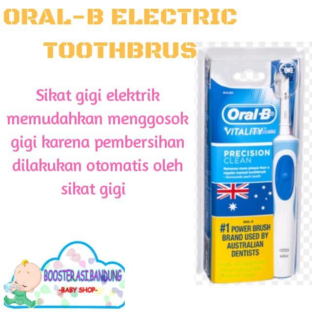 sikat gigi elektrik oral b - Temukan Harga dan Penawaran Perawatan Diri  Online Terbaik - Kesehatan November 2018  d159af7086