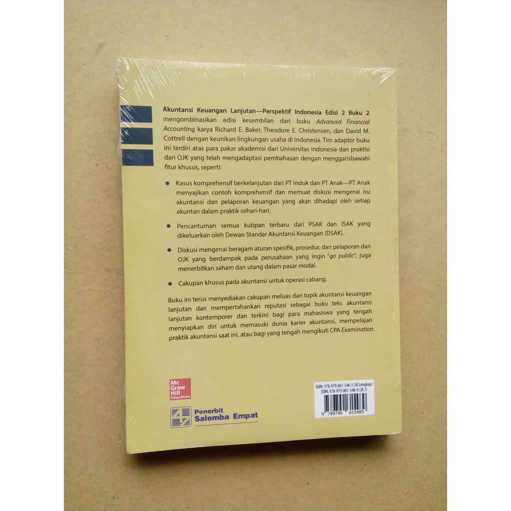 Kunci Jawaban Akuntansi Keuangan Lanjutan Baker Buku 2 Ilmusosial Id