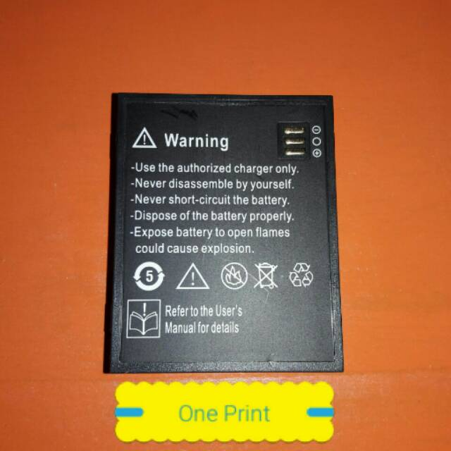 Baterai Printer Bluetooth Eppos Zjiang Shopee Indonesia