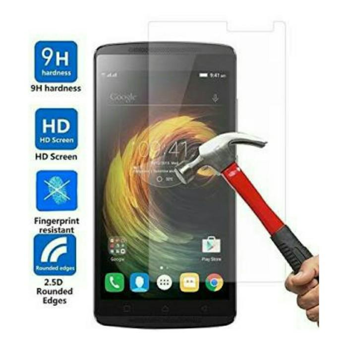 Tempered Glass Blackberry Q10 Anti Gores Kaca Bening Screen Protector   Shopee Indonesia