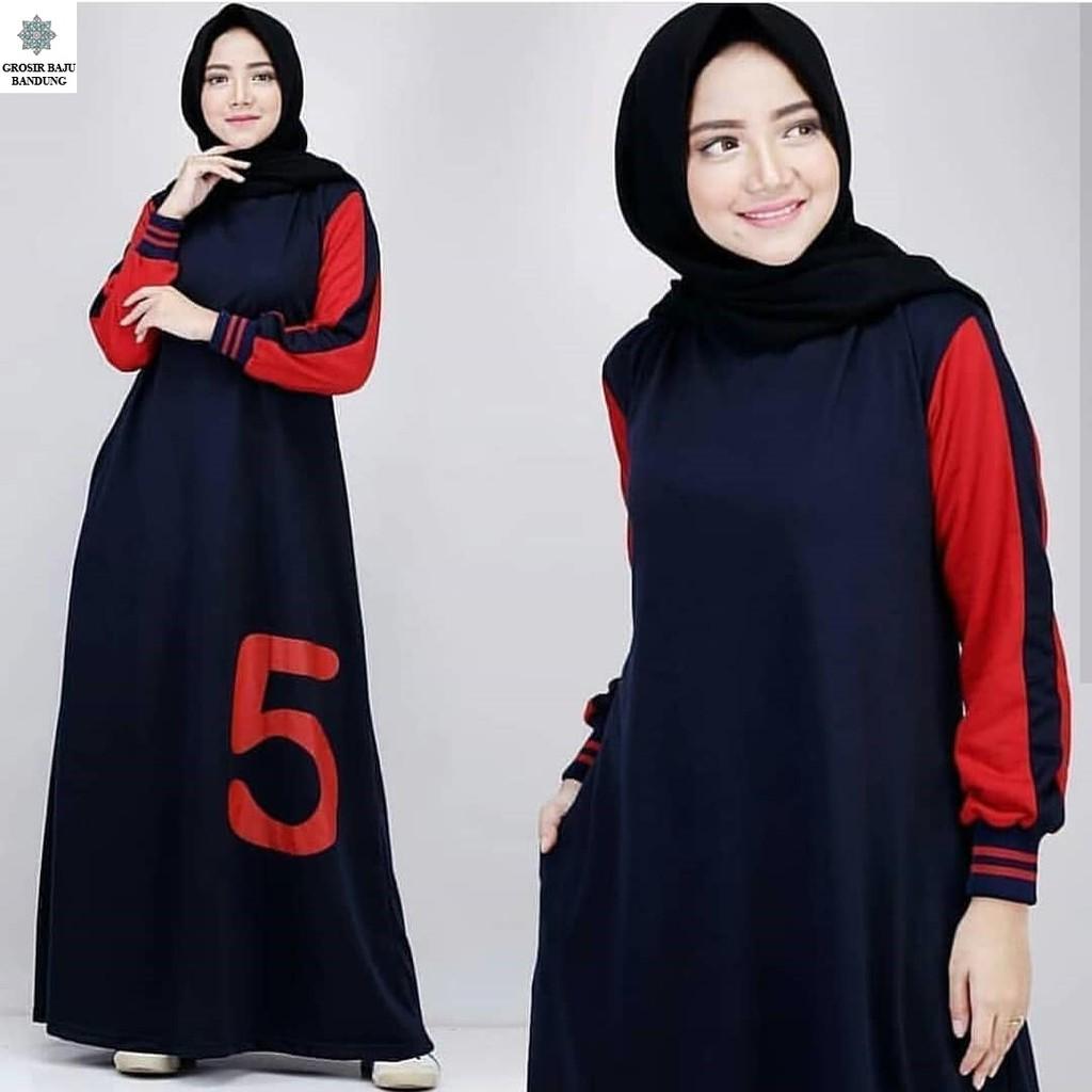 pakaian+dress+fashion+muslim+pakaian+wanita - Temukan Harga dan Penawaran  Online Terbaik - November 2018  886b081f7a