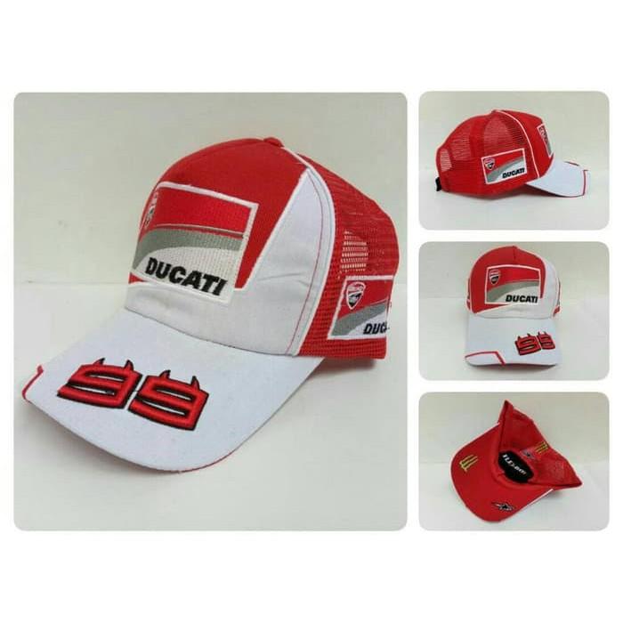 Baru Topi Distro Motogp Lorenzo Tp99-D17 Keren  04cc32f1ca