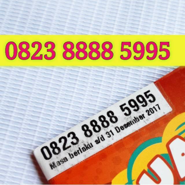 Nomor Cantik LOOP 3G TELKOMSEL KARTU PERDANA MEWAH SUPER LANGKA NOCAN KWARTED TUJUH 0822 887777 xx