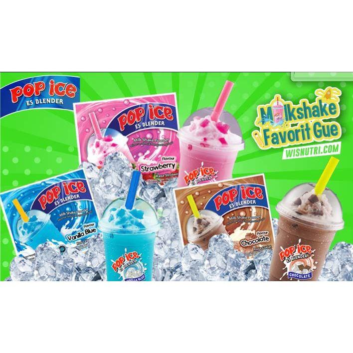 Pop Ice es blender (Jual PER 5 PCS)   Shopee Indonesia