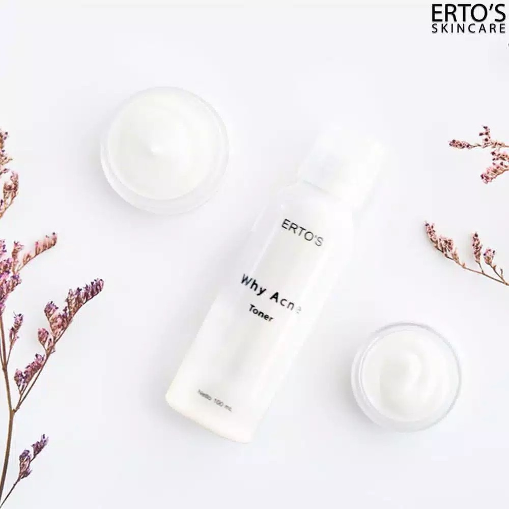 why acne toner ertos