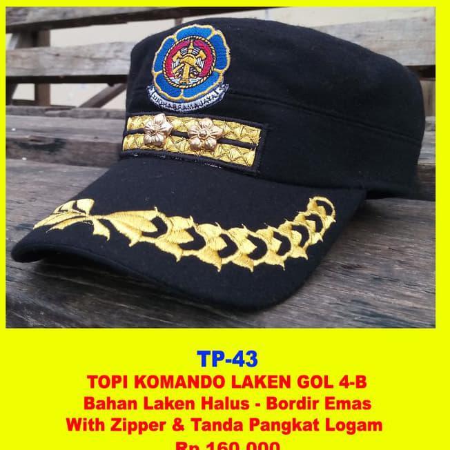 TP-01 Topi Damkar  d5cbd9373e