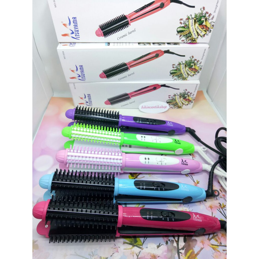 Up To 52 Discount From Brand Catok Sisir Lcd Hqt 906 Catokan Mitsuyama Gw Iron Brush 2in1sisir Blow 2in1