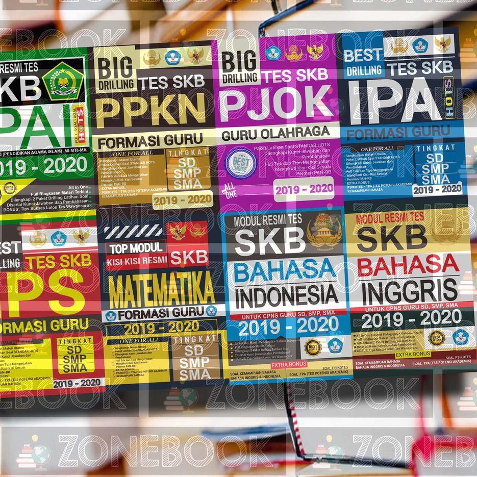 Harga Buku Skb Terbaik Buku Non Fiksi Buku Alat Tulis Juli 2021 Shopee Indonesia