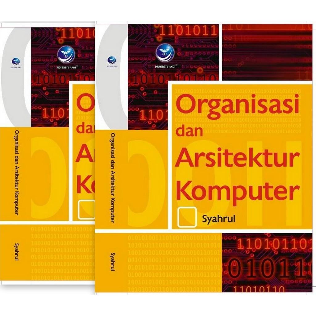 Organisasi Dan Arsitektur Komputer Andi Original Terlaris Shopee Indonesia