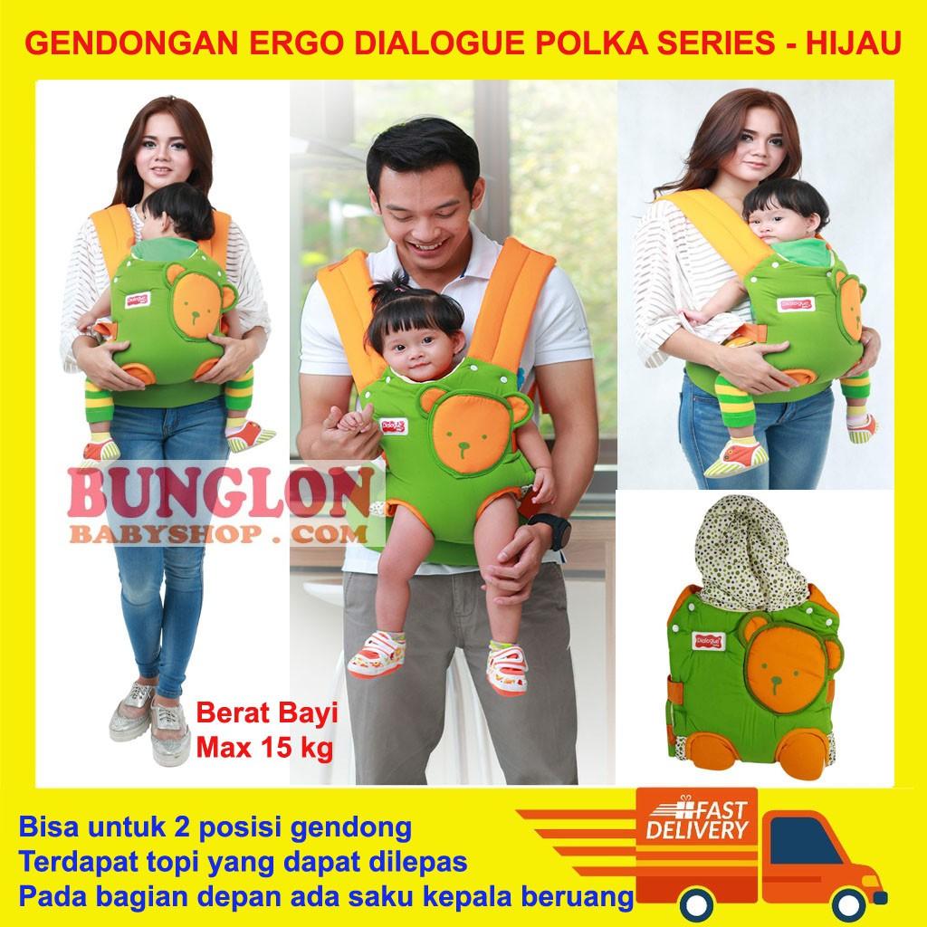 Dapatkan Harga Undefined Diskon Shopee Indonesia Dialogue Baby Carrier 2 In 1 Sirkulasi Owl Series Hijau