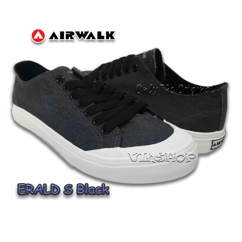 Sepatu AIRWALK KOBY. GREY. Mens. ORIGINAL. AIW18CM0101G  3a6d8eec1e