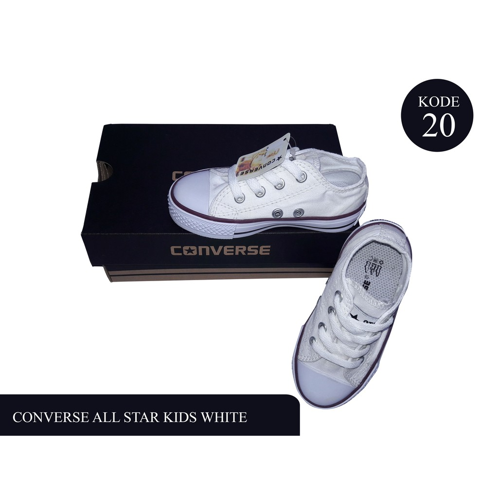 sepatu murah converse all star navy kids   sepatu anak anak   kekinian kids  baby uk 21-35 free box  58d135e5b4