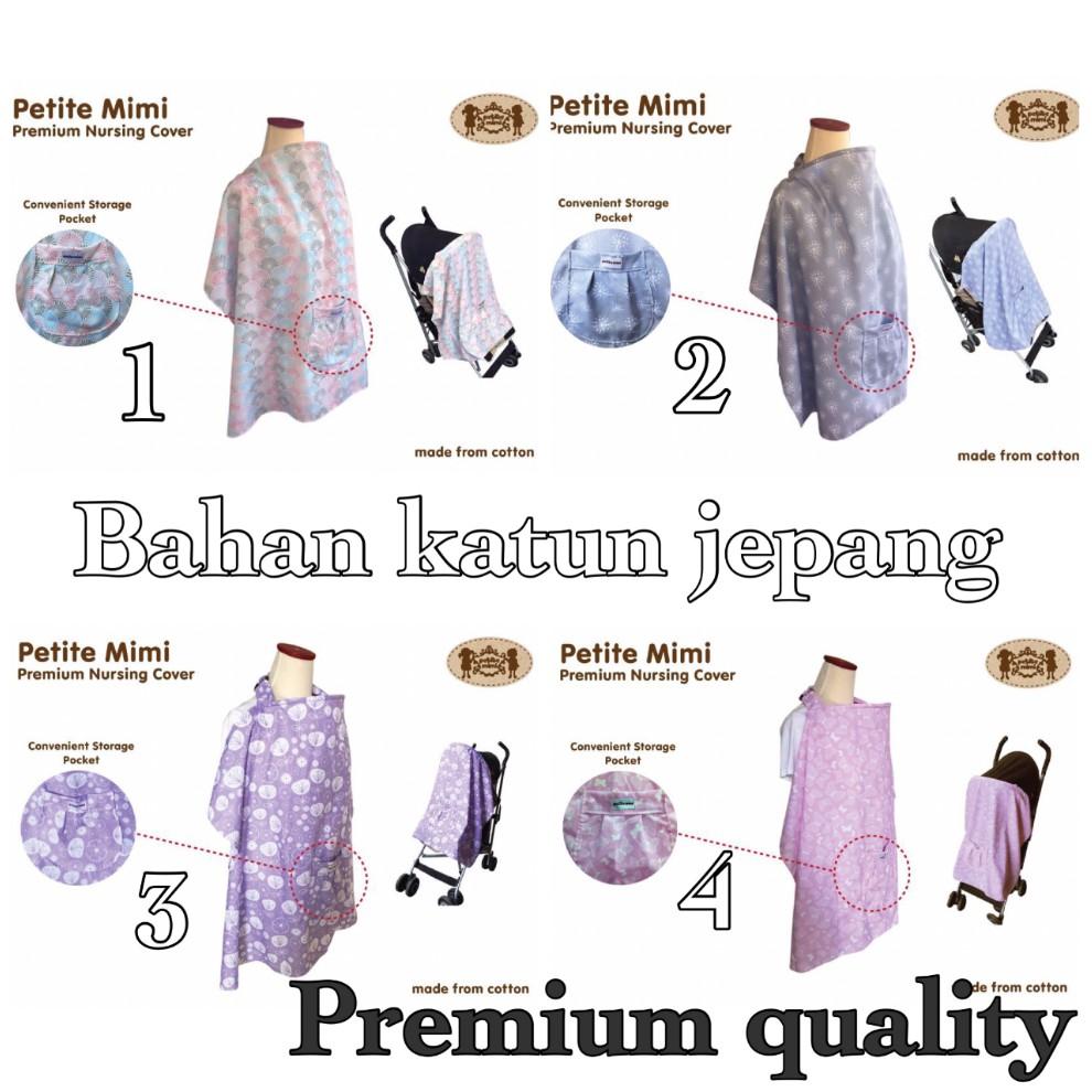 Petite Mimi Gendongan Kaos Bayi Geos Simple Sling Shopee Indonesia Special Edition