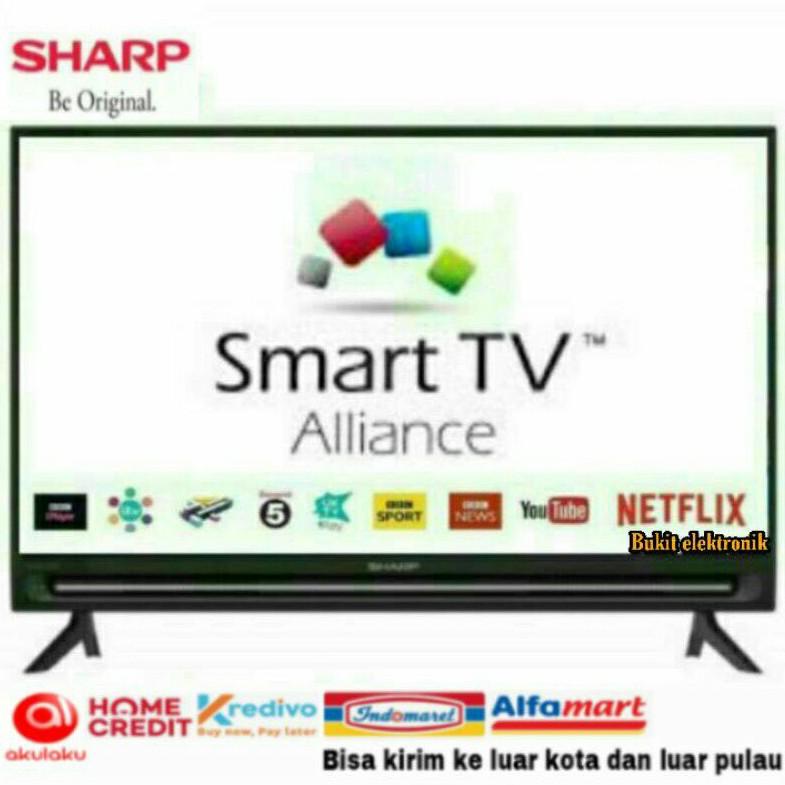 """TV LED SHARP ANDROID 32"""" 2T-C32BG1i"""