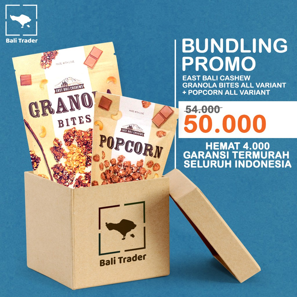 Granola Bites Promo Buy 4 Get 1 Shopee Indonesia Chiayo Snack Energy Ballcup Mix