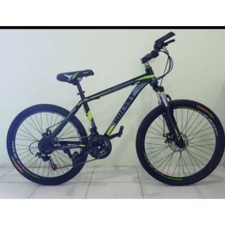 Sepeda Gunung 27.5 MTB ODESSY REM CAKRAM 21 SPEED | Shopee