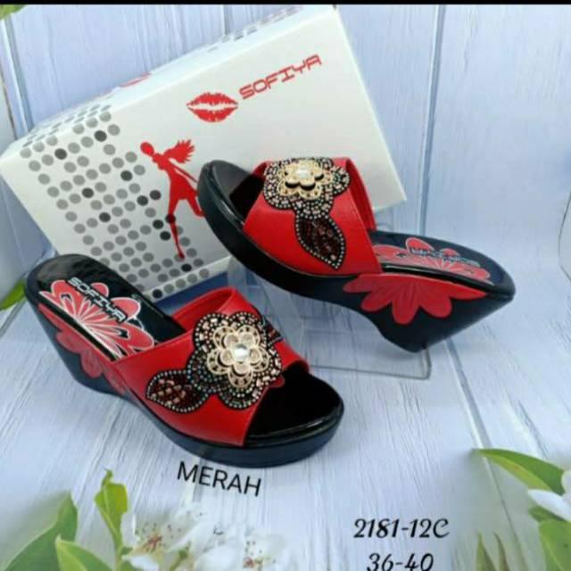 Sandal sofiya 2181-12c