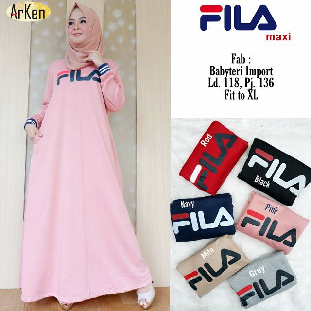 Fila Maxy Shopee Indonesia