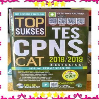 Buku Cpns Buku Tes Cpns Buku Soal Cpns Buku Cpns Cat Cpns 2019 Top Sukses Tes Cpns Cat 2018 2019