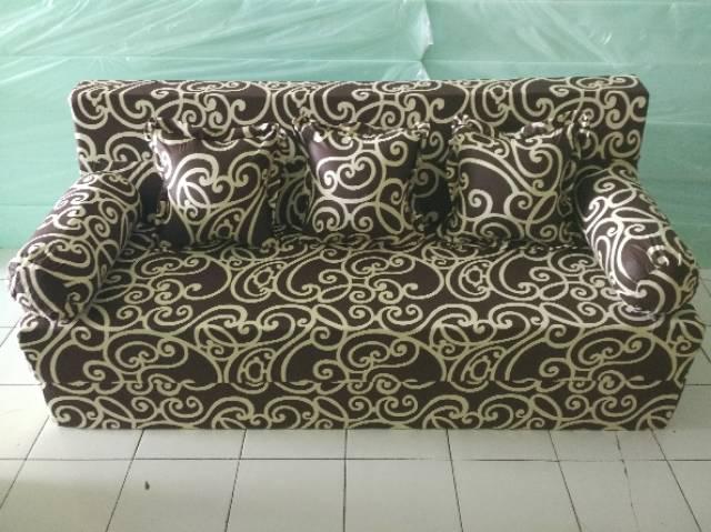 Cool Sofabed Lipat Busa Inoac 180X200X20 Garansi 10 Tahun Beatyapartments Chair Design Images Beatyapartmentscom