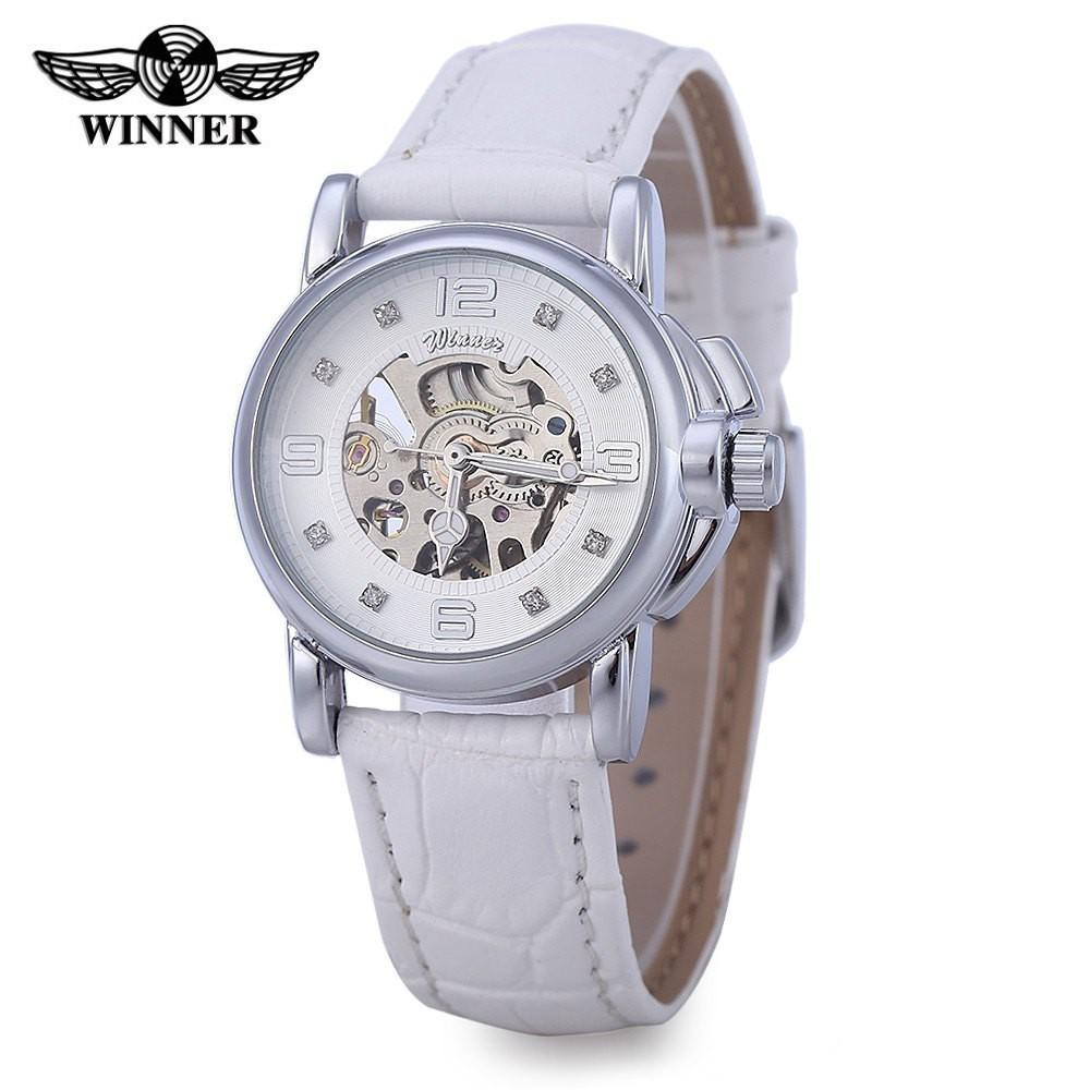 HADIAH ULANG TAHUN Jam Tangan Winner U8018 Automatic Mechanical Watch Otomatis Mekanis Berkualitas | Shopee Indonesia