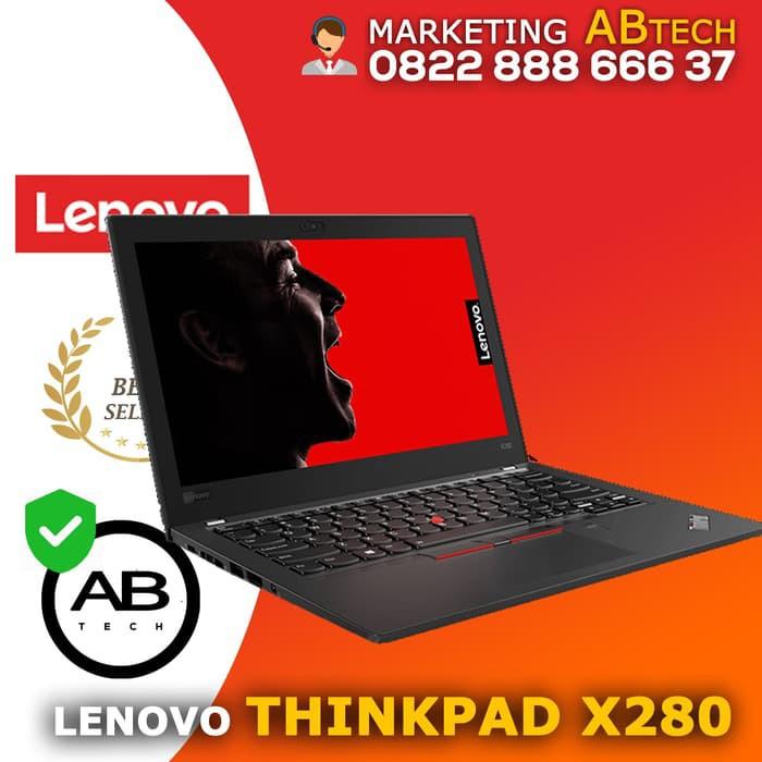 Wow Lenovo Thinkpad X280 01id I7 8850u 16gb 512gb Ssd 12 5 Fhd Win 10 Pro Trendi Shopee Indonesia