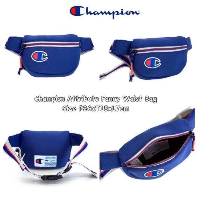 802bebb4bb51 Champion Attribute Fanny Waist Bag