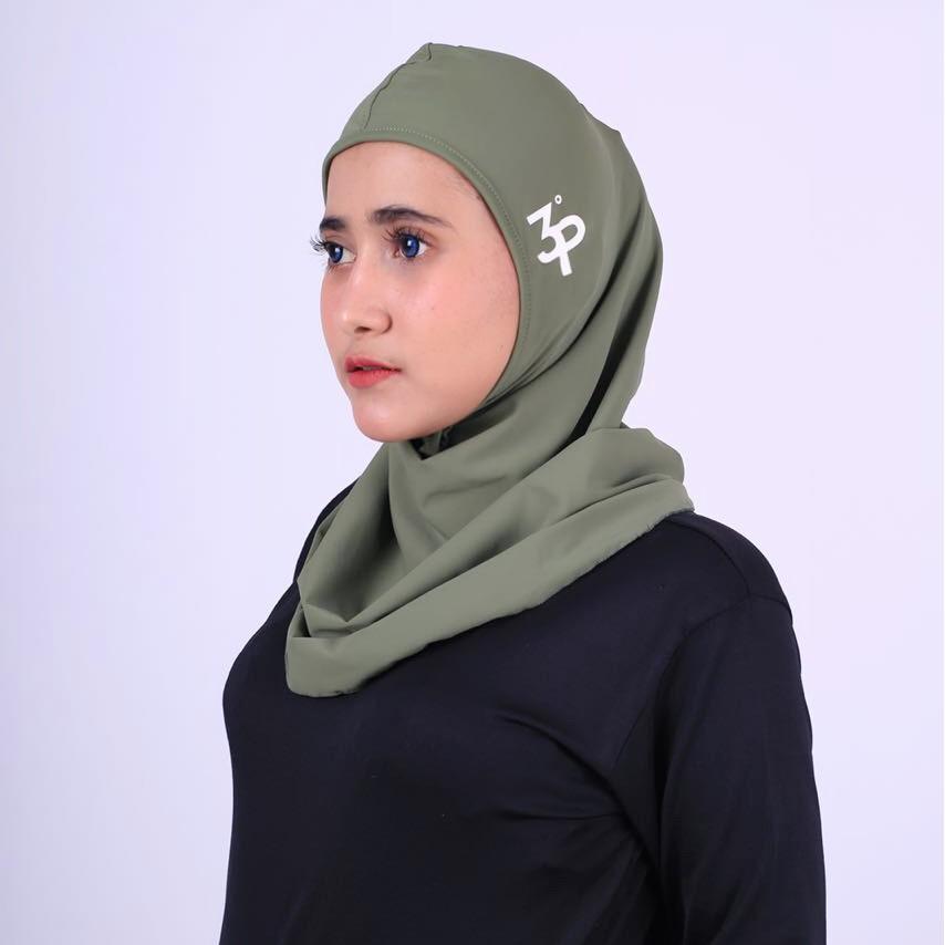 Hijab Sports Premium Basic Termurah Jilbab Kerudung Olahraga Shopee Indonesia