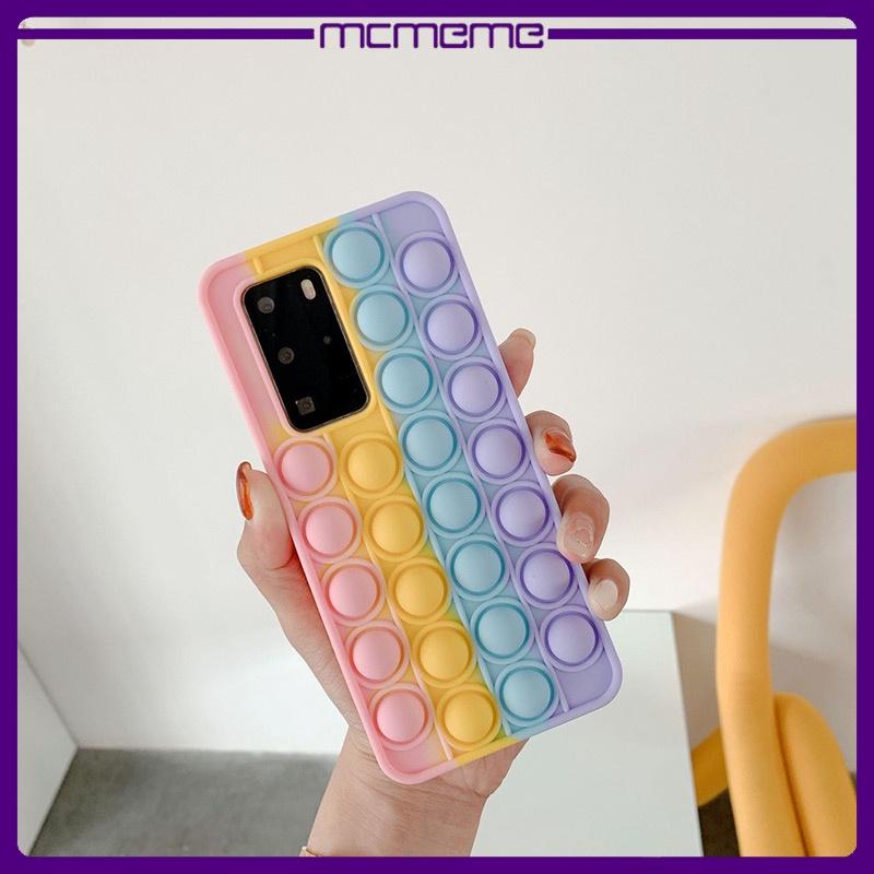 OPPO Realme C15 C12 C25 C25s C11 2020 Narzo 30A X2 XT 5 5i 6i 5s C3 A94 A93 4G F17 Pro Reno 4F Reno 4 Lite FoxMind Last Mouse Lost POP It Phone Case Cover