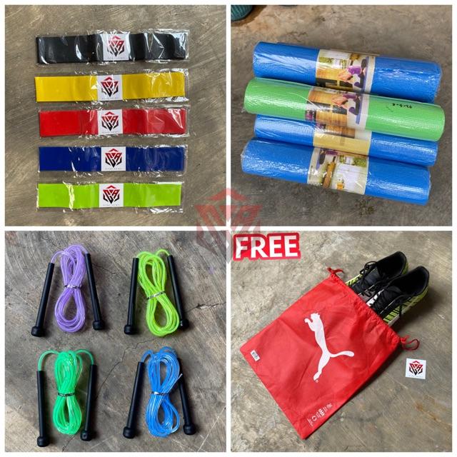 Paket Workout Di Rumah Aja Shopee Indonesia