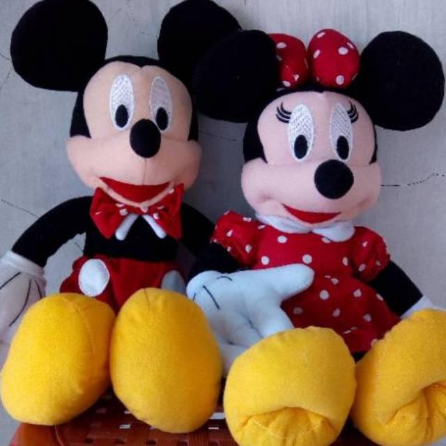 Boneka Mickey Minnie Mouse Besar Super Jumbo 1 743c47fe2c