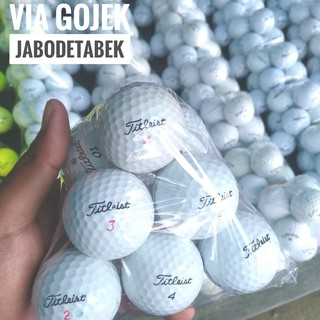 SUPER SALE - BOLA GOLF TITLEIST MIX SECOND