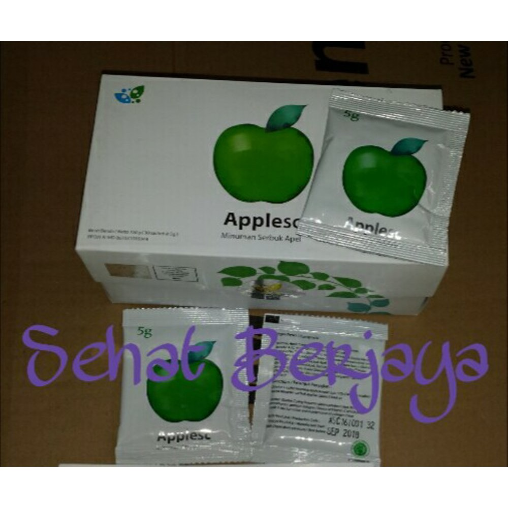 Applesc Apple Stemcell Shopee Indonesia Biogreen