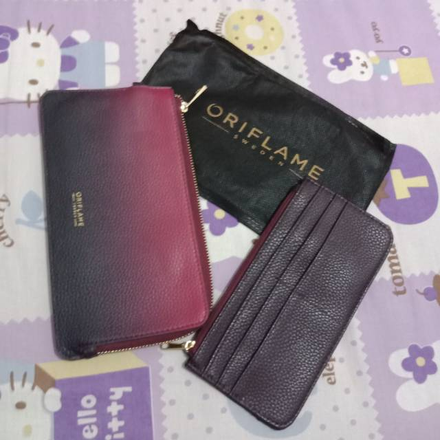 Dompet dan Cluth sling by oriflame  e4e54f53be