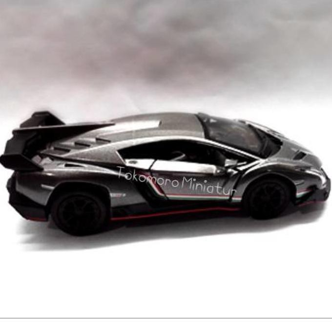 Lamborghini Veneno For Sale >> Sale Lamborghini Veneno Abu Abu Cat Doff Diecast Miniatur Mobil