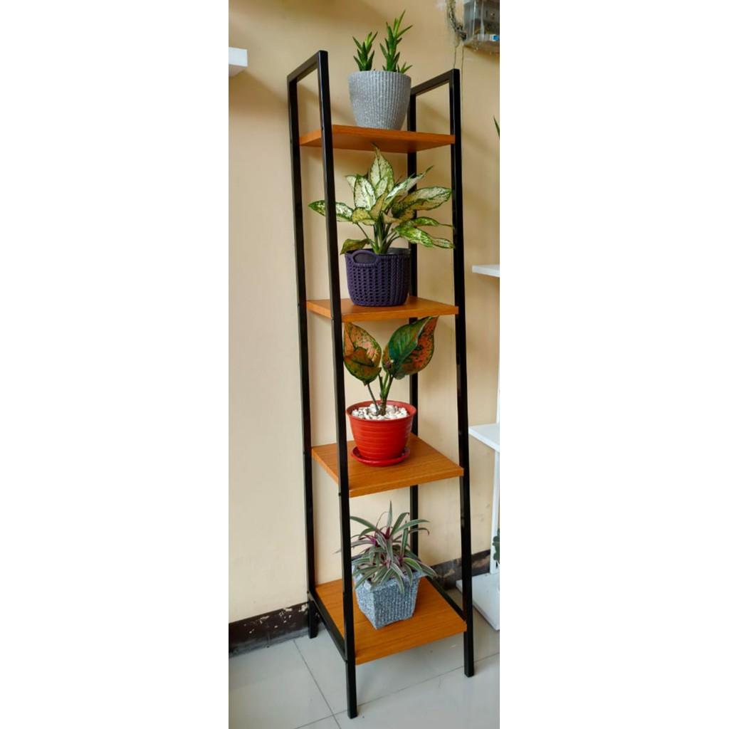 Rak Pot Susun Indoor Minimalis Modern Shopee Indonesia
