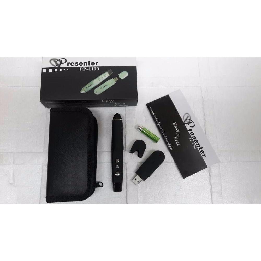 Murah Meriah Harga Miring Laser Pointer Presenter Wireless Pp1000 Pp 1000 Pp1100 Terbaru Terlaris Shopee Indonesia