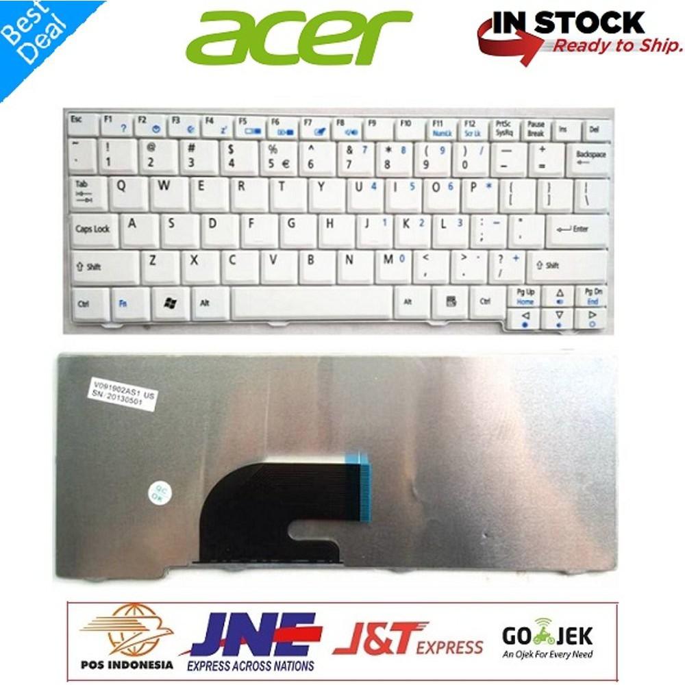 Acer Aspire One Temukan Harga Dan Penawaran Mouse Keyboards Keyboard Zg5 Zg8 531h Ao531 D150 D250 Hitam Online Terbaik Komputer Aksesoris November 2018 Shopee Indonesia