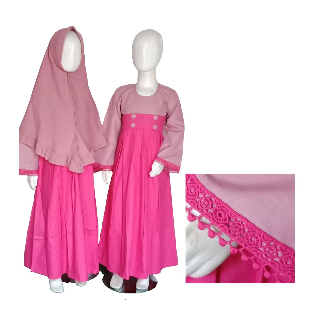 Gamis Anak Hillier Ultimate Series by Mamanda